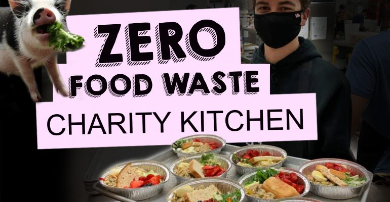 Food Rescue Food Waste Video How to Rescue Food Zero Waste Kitchen