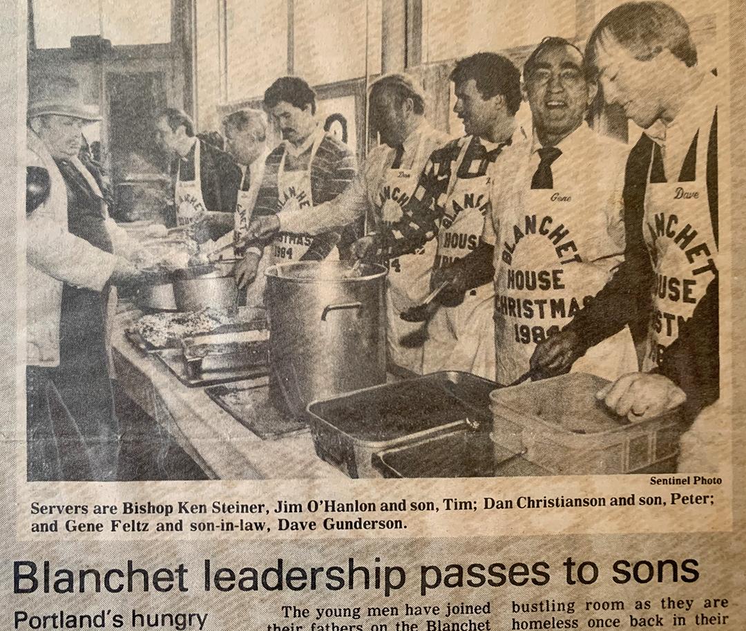 OHanlonFeltzChristiansonGundersonBlanchetHouseHistory1986