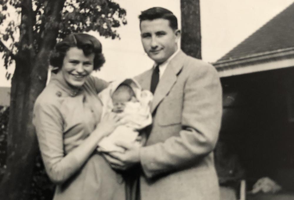 Terry and Jim O'Hanlon 1952Terry and Jim O'Hanlon 1952