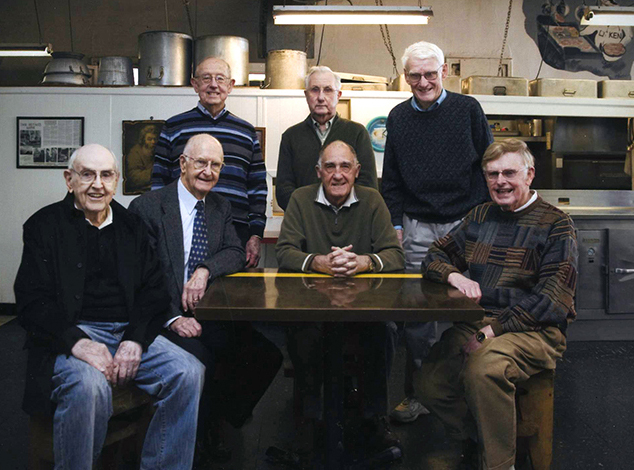 BH Founders in Old Building