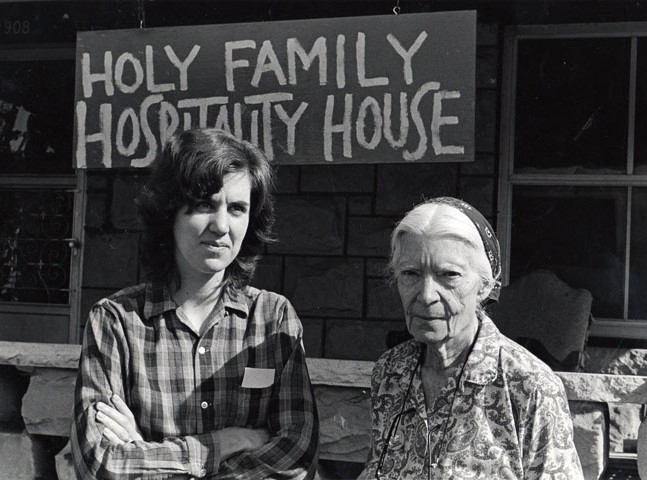 Dorothy-Day-at-the-House-of-Hospitality